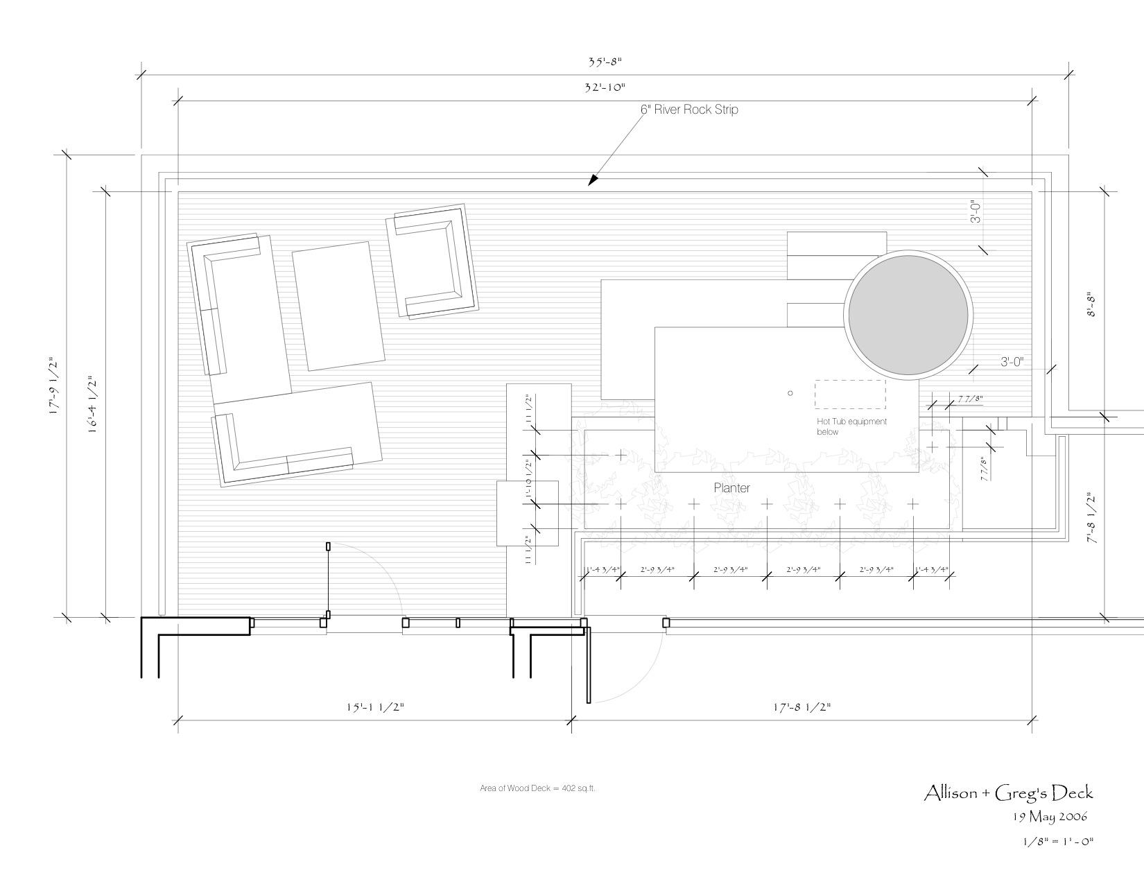 Lindae Penthouse Deck